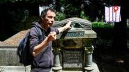 """De warmste vakantieplek van Vlaanderen, met schrijver Hans Vandecandelaere: """"Het kerkhof Vogelenzang in Anderlecht toont perfect hoe we anders omgaan met de dood"""""""