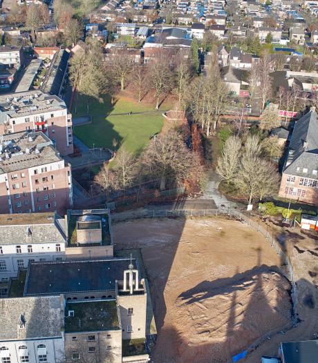 Woontoren aan Fratershof Oss definitief van de baan, Berghege richt zich op terrein Nicolaasschool