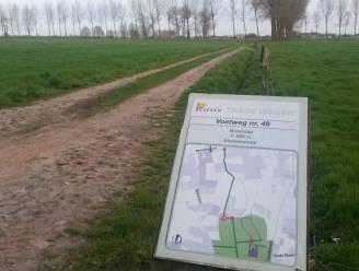 Wandelpaden in Haasdonk in de kijker op Dag van de Trage Weg