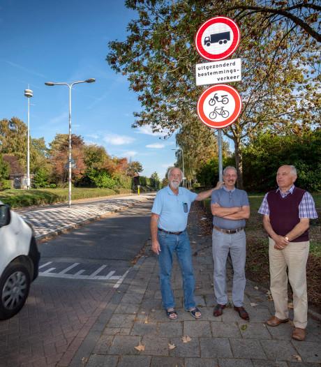 Maatregelen tegen verkeersproblemen Pomonalaan in de maak