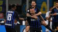 VIDEO. Wereldpegel van Nainggolan levert Inter een punt op tegen kampioen Juventus