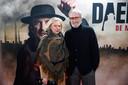 Hans De Munter met zijn partner Diane.