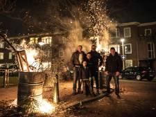 Schade 'vuurwerkvrije' jaarwisseling in Den Haag drie ton lager