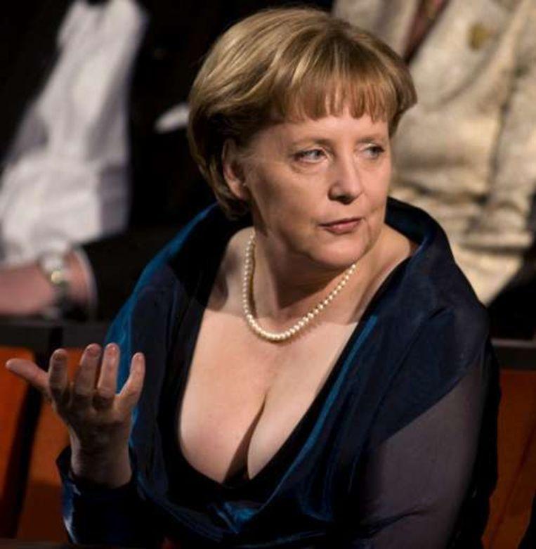 """De Duitse pers is alvast lyrisch: """"Vrouwelijk, glamoureus en toch een staatshoofd waardig."""""""