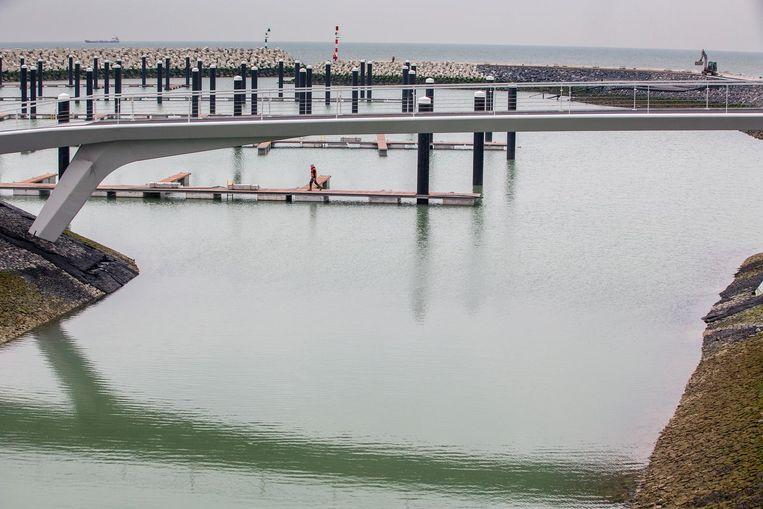 Het project in Zeeuws-Vlaanderen viel 35 miljoen euro lager uit dan verwacht. Beeld Arie Kievit