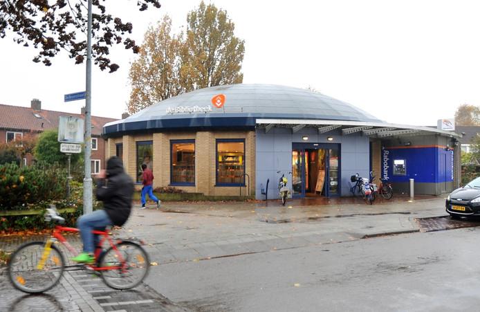 De bibliotheek in Renkum.