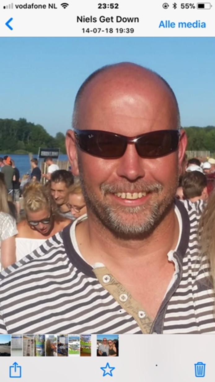 Patrick Westland verwacht rond de elfhonderd bezoekers bij Reigerpop 2018.