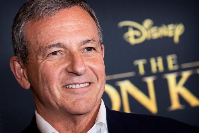 Le patron de Walt Disney, Bob Iger.