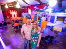 Pannenkoek & Springpaleis bij Noabers in Hellendoorn als creatief alternatief voor lege grote zaal