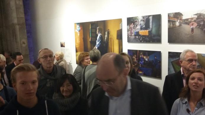 Expo foto's Cynthia Boll in het Watersnoodmuseum.