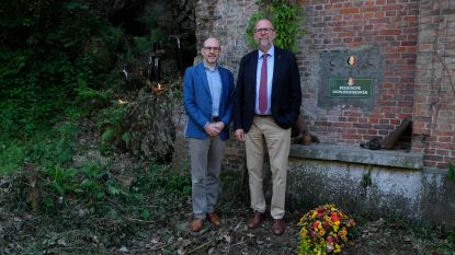 Fort erkend als Belgisch Oorlogsgraf, gedenkteken in slechte staat