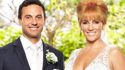 Jules en Cameron uit 'Blind getrouwd - Australië' zijn twee weken in ons land