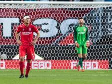 FC Twente is het even helemaal kwijt