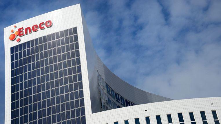 Het hoofdkantoor van Eneco. Beeld anp