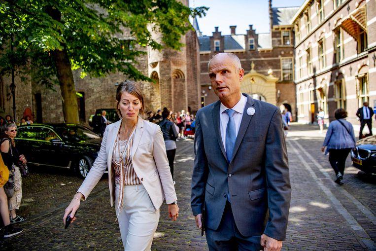 VS vraagt Nederland officieel om hulp in Straat van Hormuz