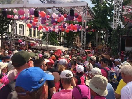Lopers boos: geen doorkomen aan in centrum Nijmegen