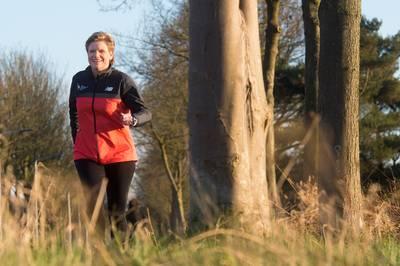 Prinsenbeekse verslindt marathons: 'Het is zoiets fantastisch'