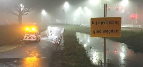 Provincie gaat wateroverlast in fietstunnel Leusden aanpakken