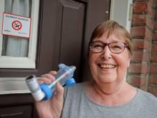 Enschedese Frieda is ernstig ziek na rookverslaving en juicht Twents collectief toe