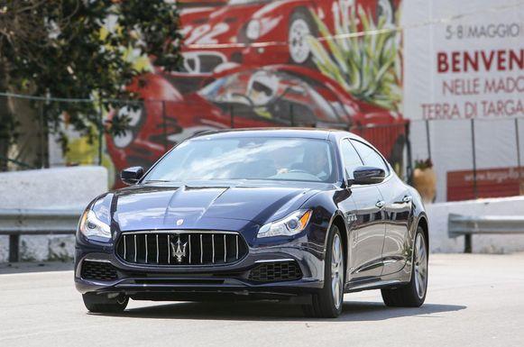 Maserati Quattroporte V6 Diesel.