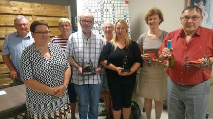 Scrabbleclub Blanco eert kampioenen