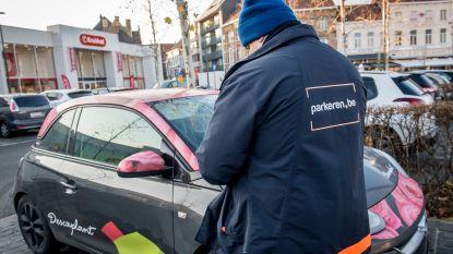 5,4% minder parkeerboetes door Shop&Go en sms-parkeren