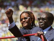 'First lady Zimbabwe smokkelde ivoor'