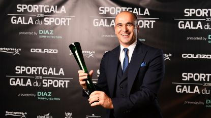Roberto Martínez verkozen tot Coach van het Jaar