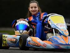 Is Esmee Kosterman (12) uit Wijk bij Duurstede de nieuwe Max Verstappen?