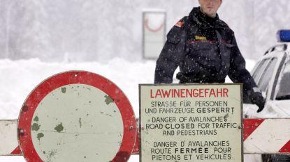"""Oostenrijk waarschuwt voor lawinegevaar: """"Snowboarden en skiën buiten de pistes is uiterst riskant"""""""