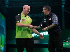 Van Gerwen sluit groepsfase Champions League of Darts in stijl af