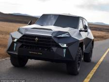 's Werelds duurste SUV kost 1,8 miljoen euro en weegt 4.500 kilo