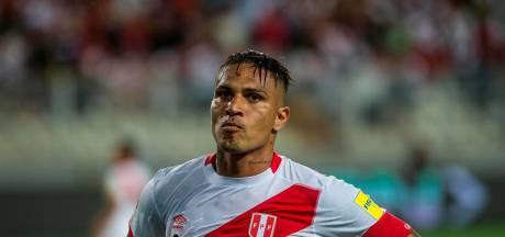 Infantino kan geschorste Guerrero niet helpen