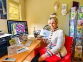We sturen massaal kaartjes: ontwerper Els springt in op corona