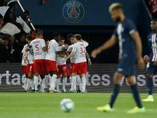 Stade de Reims stunt met zege bij gehavend PSG