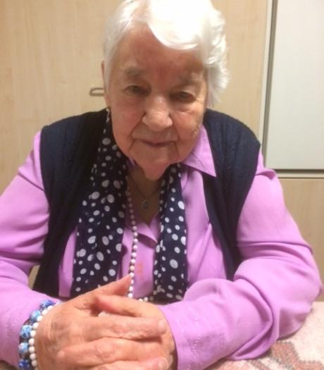 Oirschotse Marietje van Kroonenburg (1922-2018) leefde voor de zorg