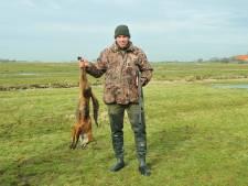 Schrik om vossenjagers bij woonwijk Weezenhof