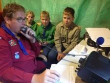Jamboree on the air: landelijk zendstation dit jaar bij Scouting Neede