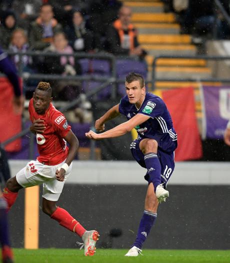 Anderlecht in blessuretijd langs Standard