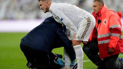 Droomaffiche onthoofd: Real Madrid trekt quasi zeker zonder Hazard en met B-elftal naar Club
