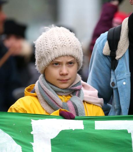 """Greta Thunberg: """"Nous sommes le changement et il va avoir lieu, que vous l'aimiez ou non"""""""