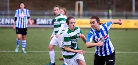 Vrouwen Eindhoven en SC 't Zand komen niet tot scoren