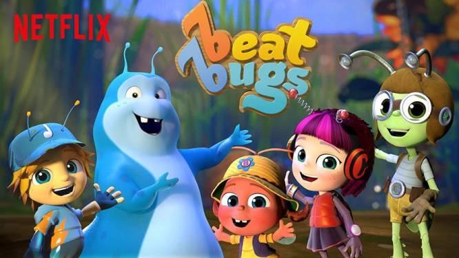 Netflix lanceert 'Beat Bugs': voor jonge kinderen én Beatles-fans