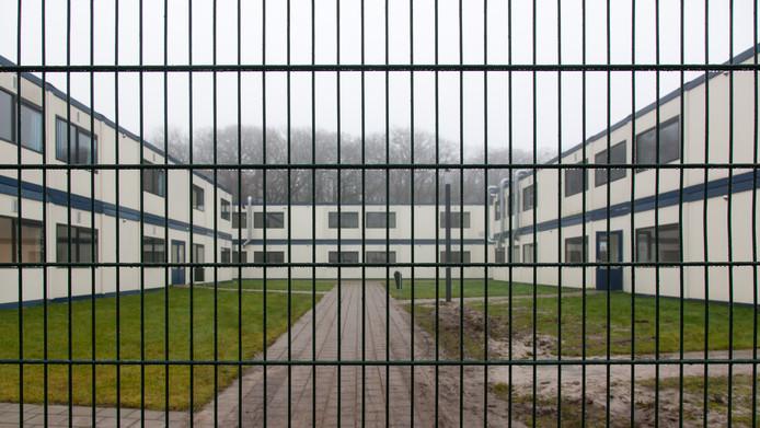 Het aso-azc in Hoogeveen.