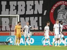 HSV verprutst 2-0 voorsprong bij Stuttgart