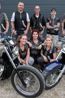 Motorclub uit Best in actie voor gehandicapte Kim
