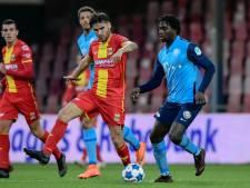 Go Ahead Eagles zeventiende na thuisnederlaag tegen Jong FC Utrecht