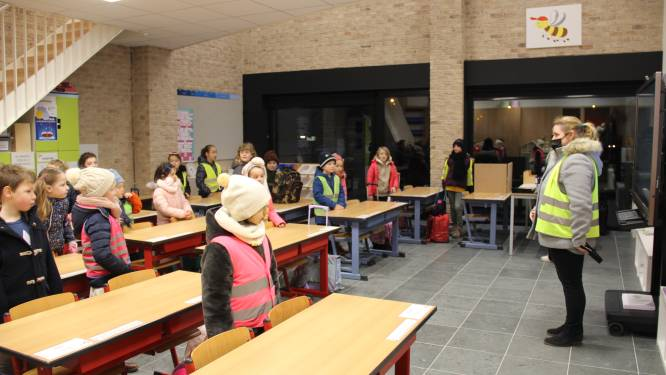 Leerlingen Campus Sint-Pieter verhuizen naar omgebouwde kerk