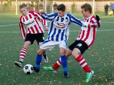 Teams uit gemeente Steenbergen zeer productief: alleen meer goals op Schiermonnikoog