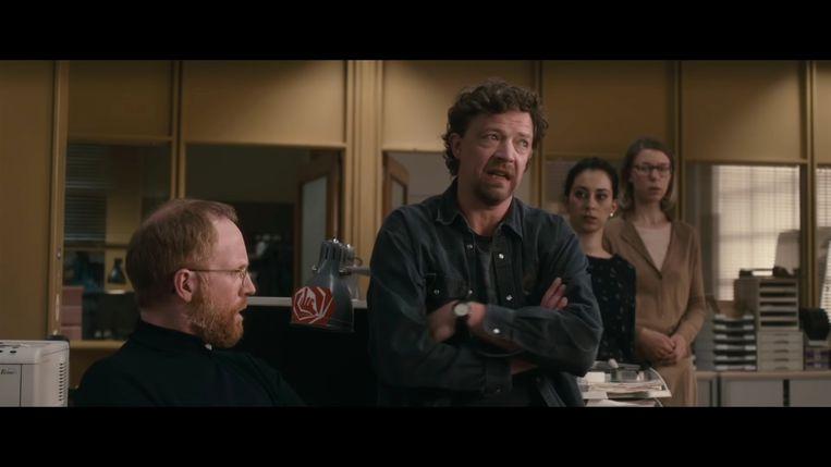 Segers speelt in de remake van 'De Collega's' Frank Van Praet, een rol die gebaseerd is op Jean De Pesser. Dat personage, gespeeld door Jaak Van Assche , duikt bovendien zelf op als cameo, net als Gilbert Van Hie, gespeeld door Tuur De Weert